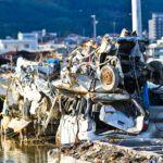 Les Désastres du Tsunami du Tōhoku