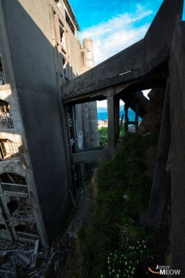 Hashima Footbridge