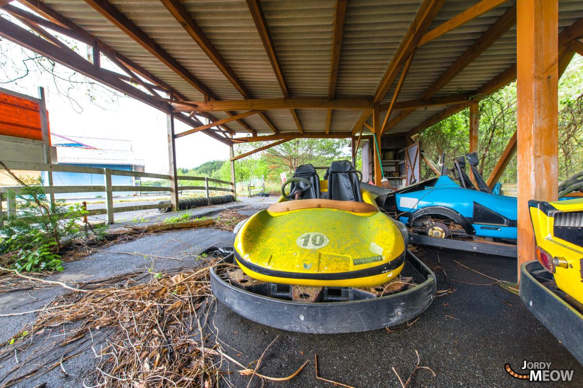 Abandoned Bumper Car