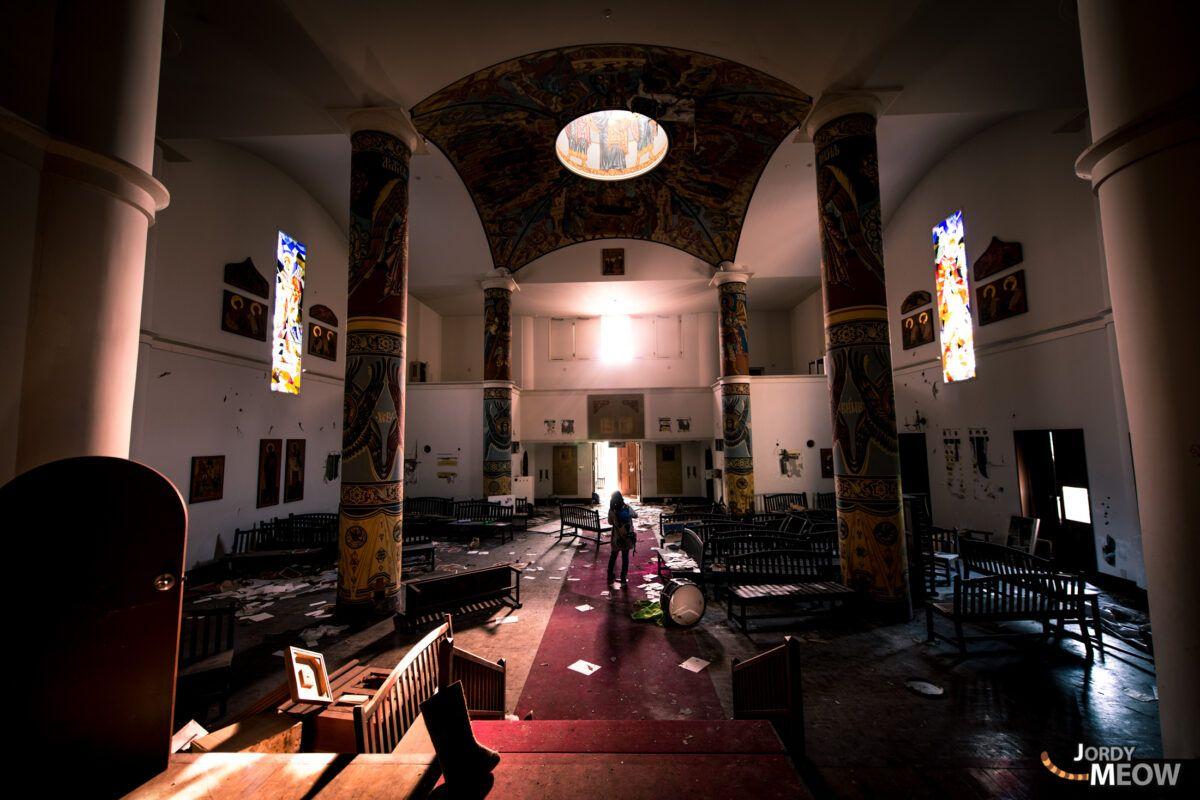 Inside Suzdal