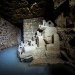 Les Catacombes de Paris entre Amis